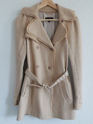 Trenchcoat in beige Patricia Pepe