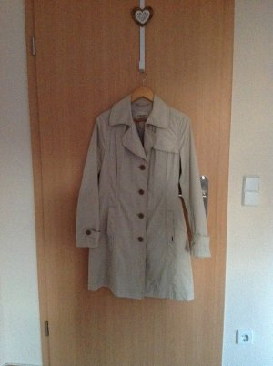 Trenchcoat in beige Ton