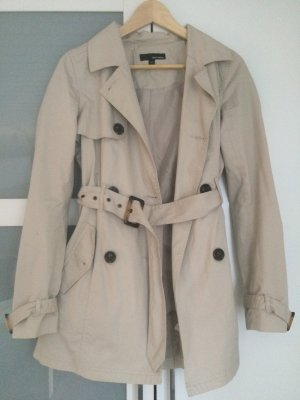 Trenchcoat in hellbeige