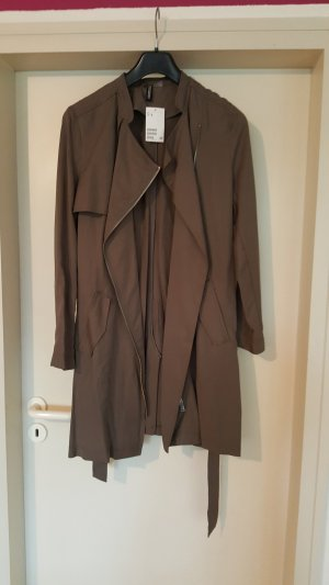 Trenchcoat in Khaki Gr. 44