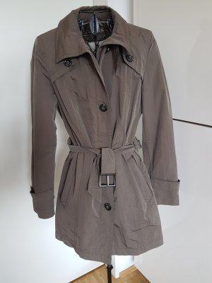 Trenchcoat, Mantel, braun / khaki