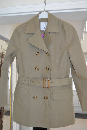 Tom Tailor Trench cachi Cotone