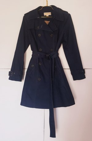 trenchcoat Mantel von Michael kors gr. S Jeans Denim