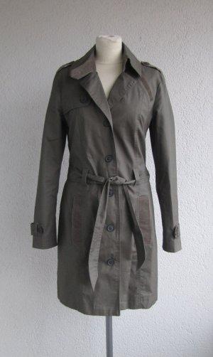 Trenchcoat/Mantel von Tom Tailor in Gr. M