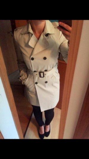 Trenchcoat Mantel Zara beige