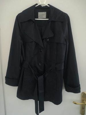 Canda Trench Coat dark blue