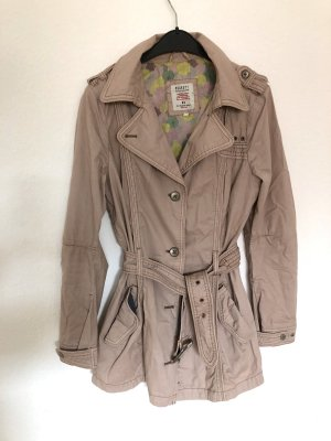 Peckott Trench Coat multicolored