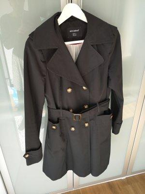 Trenchcoat schwarz