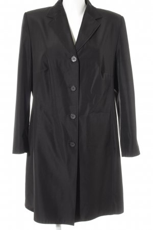 Trench Coat black business style