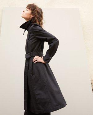 Trenchcoat schwarz von Comptoir des Cotonniers Gr 40 neu