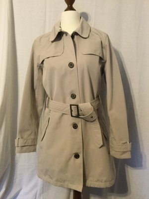 Barbour Trench beige Cotone