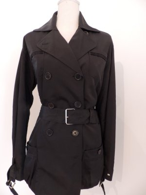 Tommy Hilfiger Trench Coat black