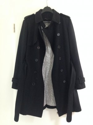 Trenchcoat trench Mantel Maje wie neue gr. 40-42 100% Wolle