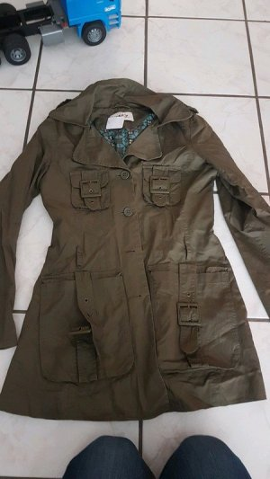 Only Trenchcoat khaki