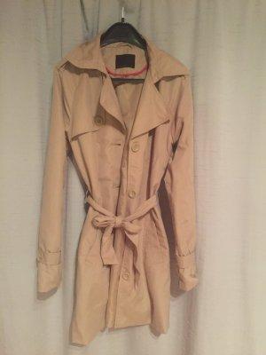 Vero Moda Trenchcoat licht beige