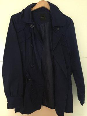 Trenchcoat Vero Moda Größe 42 royalblau