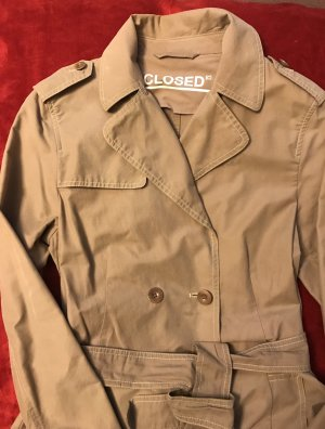 Trenchcoat von 'Closed', 36/38=Gr.M