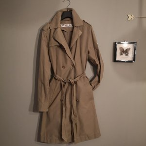 Closed Trench Coat oatmeal-beige