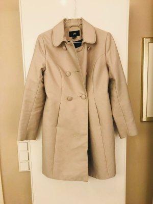 Trenchcoat von H & M aber tolle Qualität, Kittfarben Gr. 36