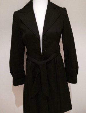 Trenchcoat von H&M in schwarz