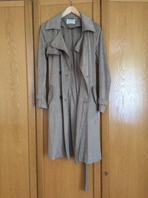 Trenchcoat von Zara beige