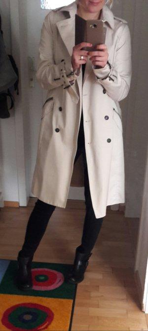 Trenchcoat, Zara, Größe S/36, wie NEU, beige