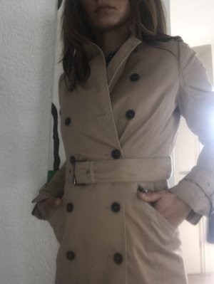 Trenchcoat Zara in beige