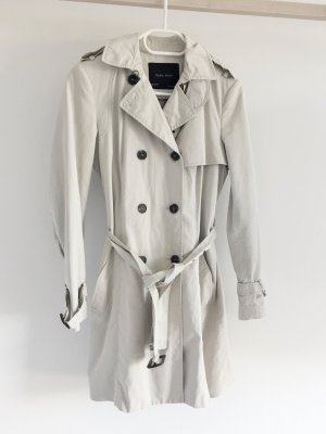 Trenchcoat, ZARA, M, light grey