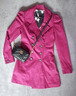 Orsay Trench Coat multicolored mixture fibre