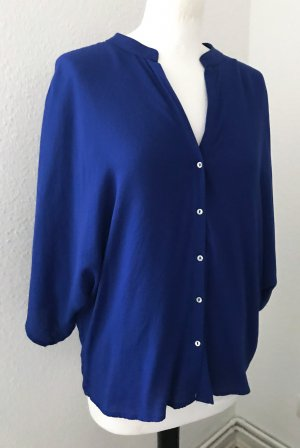 Trend-Bluse in extrem tollen Blau