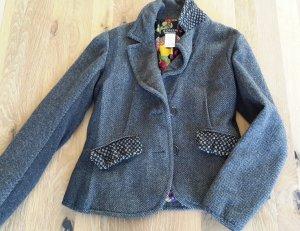 Sonia by Sonia Rykiel Tweed blazer veelkleurig Wol