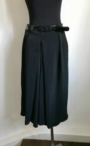 Trend-Culottes oder auch Hosenrock in schwarz !