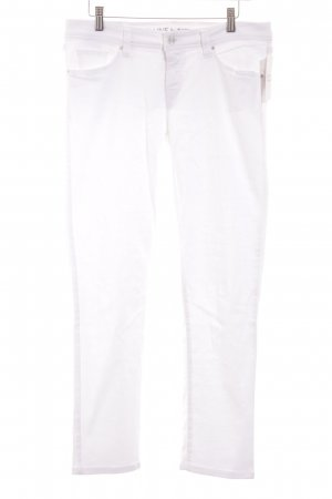 Trend Line Stretch Jeans weiß Casual-Look