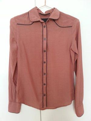 Trend!! Maison Scotch Bluse Altrosa XS