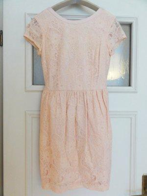TREND Spitzen Kleid aus Bio Baumwolle