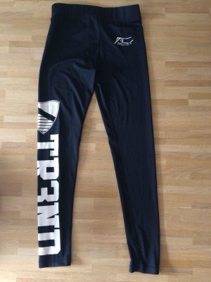 TREND Collection Leggings black-white