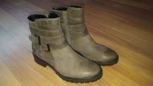 5th Avenue Booties grey brown