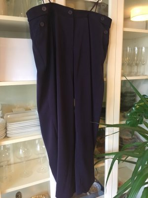 Trendfarbe 2018 – Emilia Lay, BLUE Style +++ Hose in Dunkellila