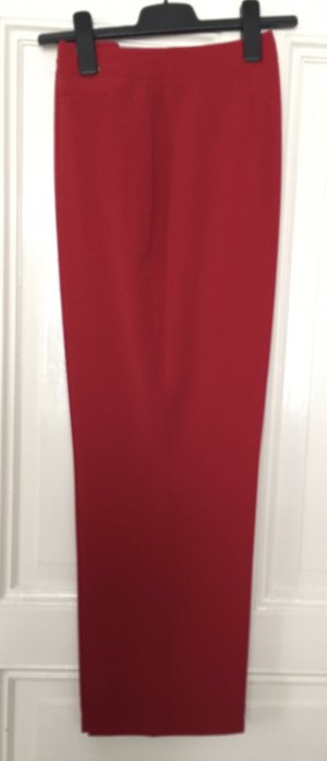 Trendfarbe ROT: Tolle leichte Stoffhose