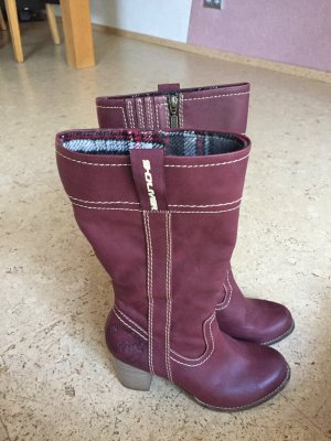 Trendfarbe! Top! s. Oliver Stiefel, Gr. 39