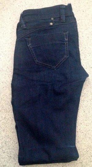 trendige blaue Jeans von Gang