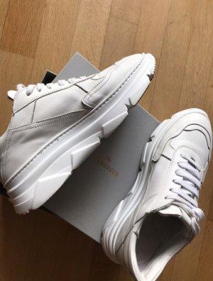 Trendige Copenhagen Plateau Sneaker