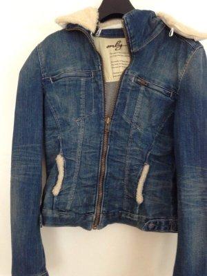 Trendige Jeansjacke