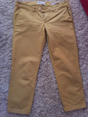 Trendige LTB Jeans 7/8 Hose / Curry