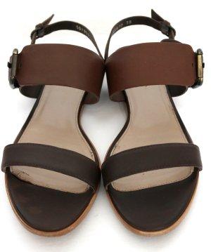 Trendige Sandalen von Hugo Boss - Gr. 38 - Leder