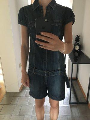 Trendiger Jeansoverall von Review. Größe XS