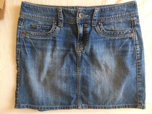 Trendiger Jeansrock