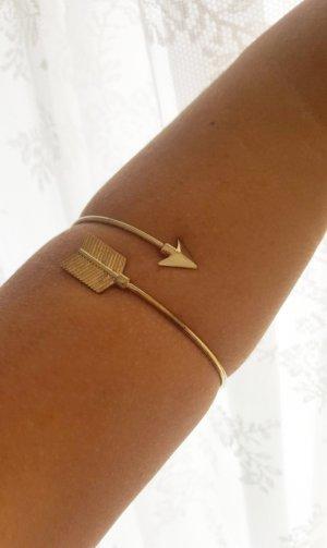Bijou Brigitte Gold Bracelet gold-colored