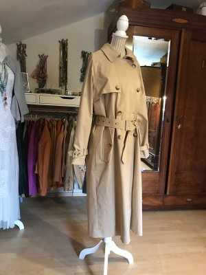 Topshop Trench beige-color cammello Cotone