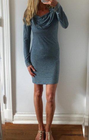 trendiges grau meliertes Kleid von MISS SIXTY * Gr. M * NEU!